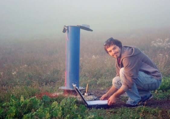 Low cost way to explore groundwater resources could be game changer
