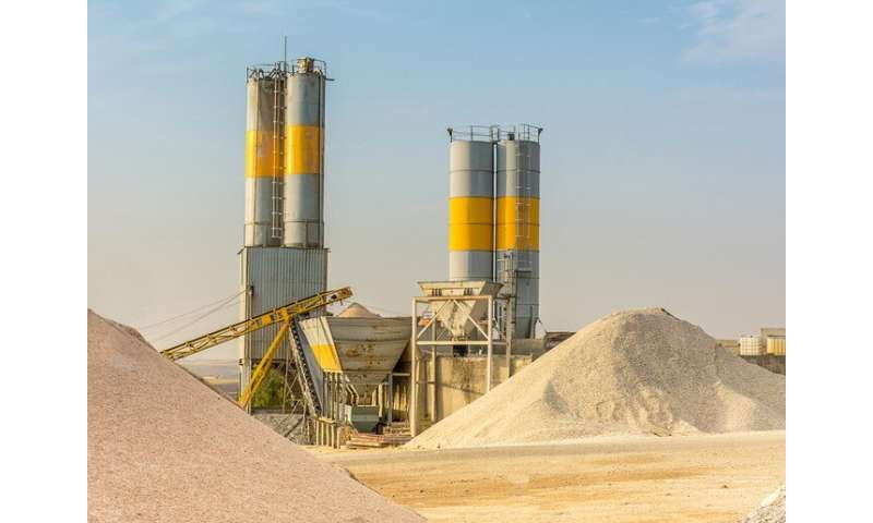 Lower CO2 emissions on the horizon for cement