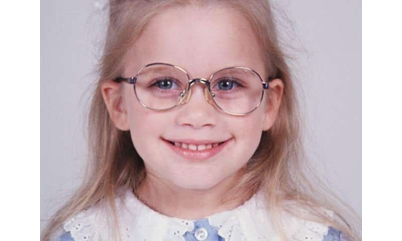 Lower self-perception observed in children with amblyopia