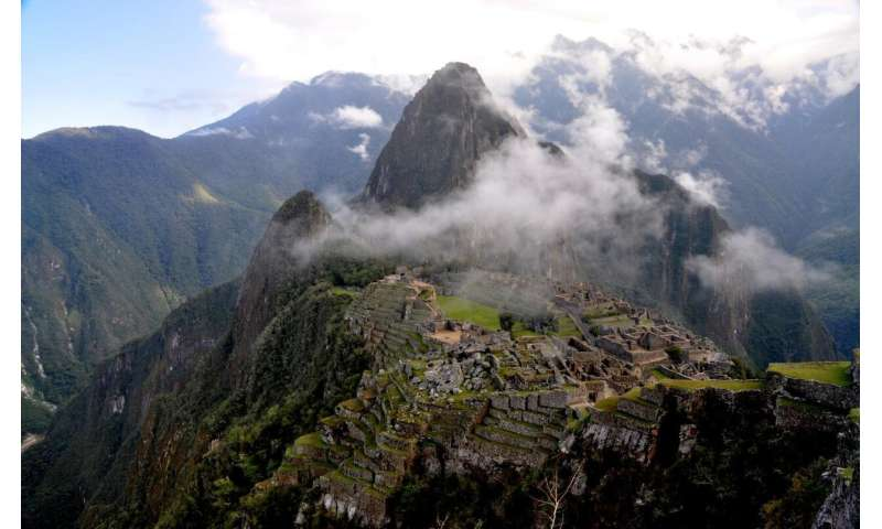 Machu Picchu: Ancient Incan sanctuary intentionally built on faults