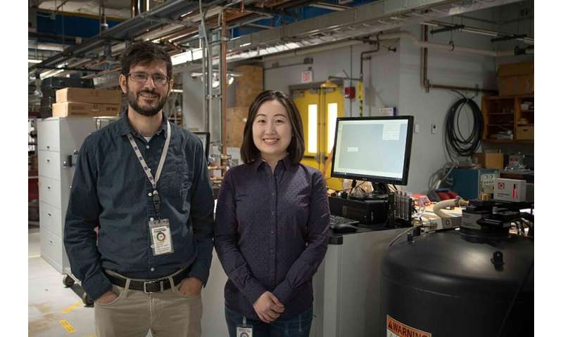 MagLab scientists discover thermoelectric properties in promising class of materials
