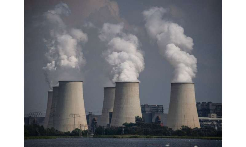Mankind is releasing more greenhouse gases into the atmosphere than at any time in history