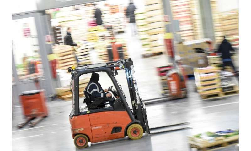 Manually driven forklifts could become a thing of the past, replaced by automated guided vehicles