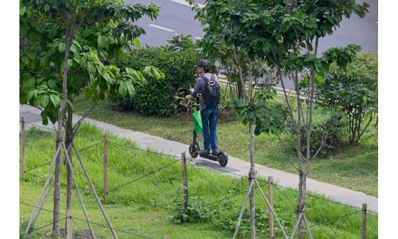 Many Singaporeans approve of the effort to rein in the scooters, which now number about 100,000 in the space-starved country of
