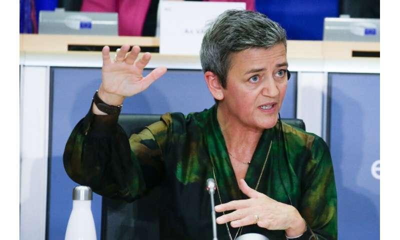 Margrethe Vestager, a star guest in Lisbon