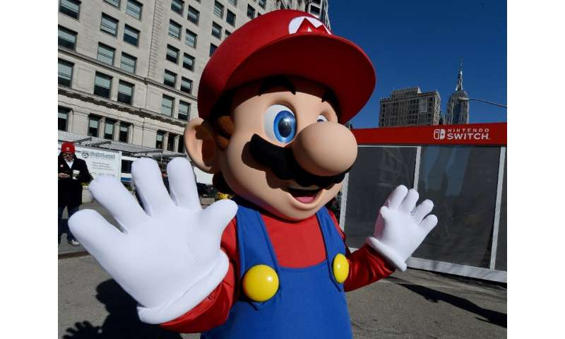 Mario from Super Mario Bros. is already a well-known character