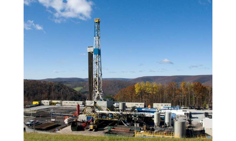 Measuring methane from coal and gas in Pennsylvania informative