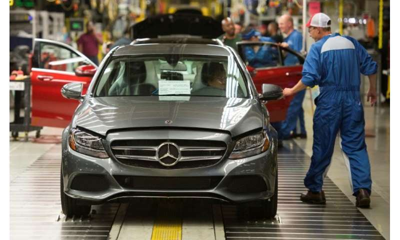Mercedes-Benz C-Class cars are among those targeted by a possible collective legal action in Germany related to disputed diesel