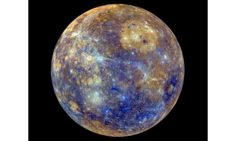 Mercury's ancient magnetic field likely evolved over time