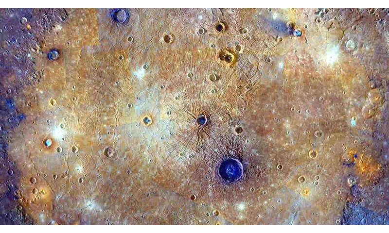 **Mercury's volcanic activity—or lack of it—could help astronomers find other Earth-like worlds