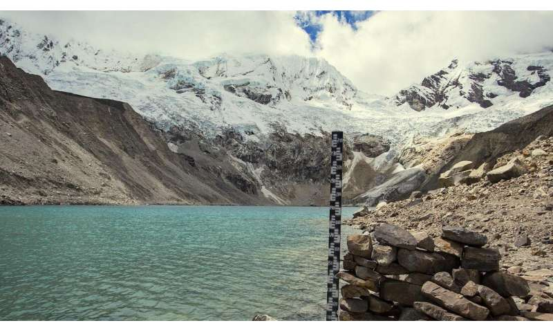 Methods for reducing the risks of melting glaciers