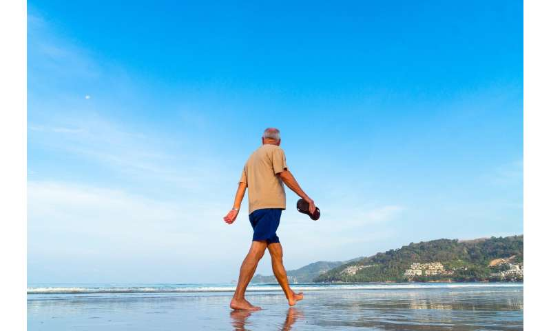Microbiome may be involved in mechanisms related to muscle strength in older adults