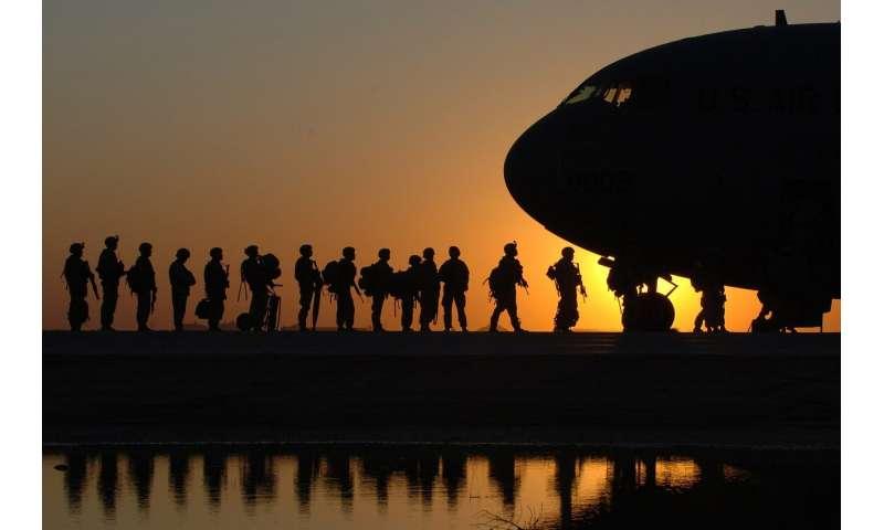 military US