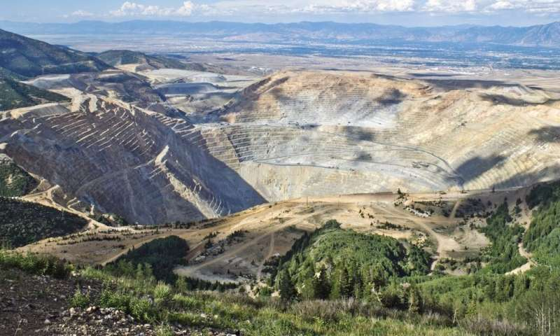 Mining powers modern life, but can leave scarred lands and polluted waters behind