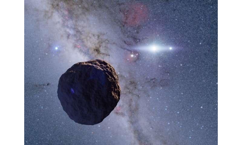 Missing-link in planet evolution found
