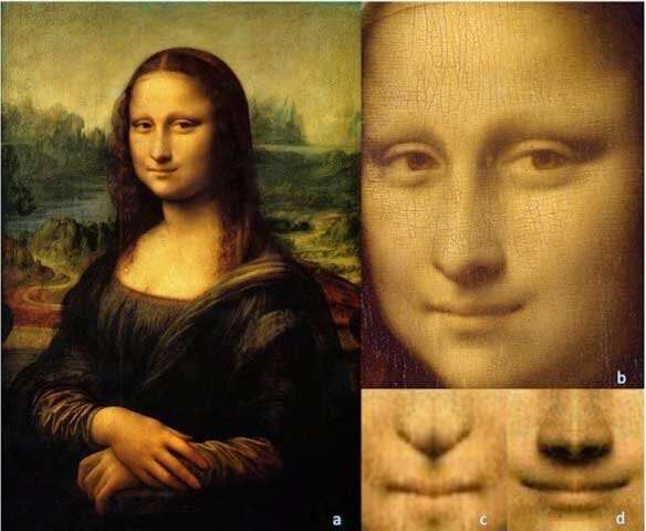 Mona Lisa's smile not genuine, researchers believe