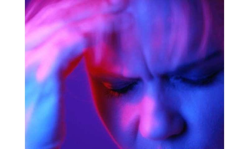 Money worries around food may spur migraines