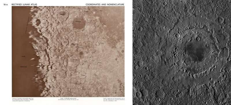 Moon maps, lunar origins and everything between