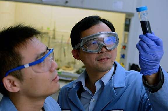 More flexible nanomaterials can make fuel cell cars cheaper
