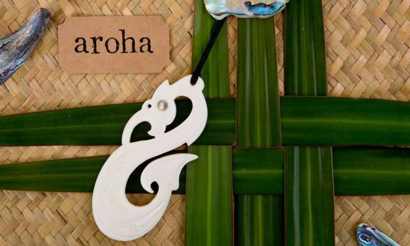 Māori loanwords in NZ English are less about meaning, more about identity
