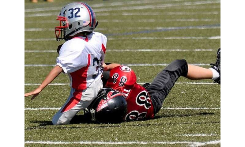 Most parents want age limits on football tackling