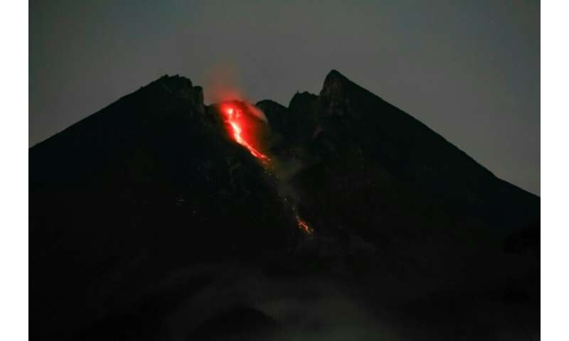 Mount Merapi's last major eruption in 2010 killed more than 300 people and forced some 280,000 others to evacuate