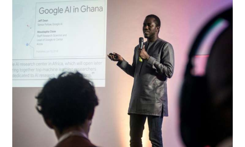 Moustapha Cisse, head of Google Artificial Intelligence (AI) centre in Ghana, wants to collaborate with local universities and s