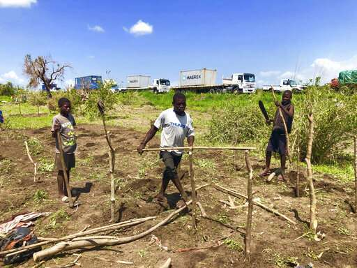 Mozambique says cholera cases up to 271 in cyclone-hit city