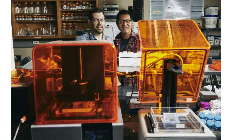 MSU researchers use 3-D printing to push knowledge of microbial communities