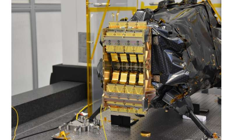 NASA delivers hardware for esa dark energy mission