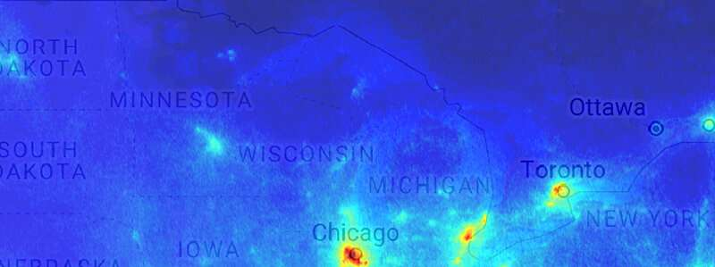 NASA-funded study aims to map air pollution in front of our faces