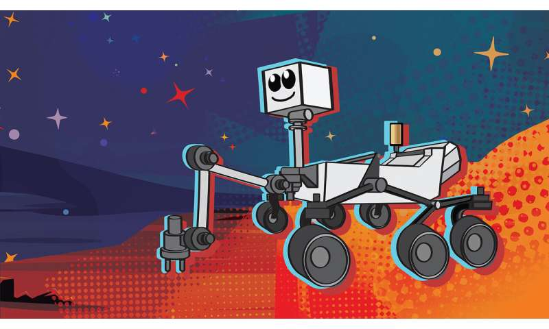 NASA invites students to name Mars 2020 rover