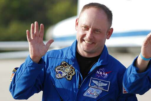 NASA replaces astronaut on Boeing's first crew launch