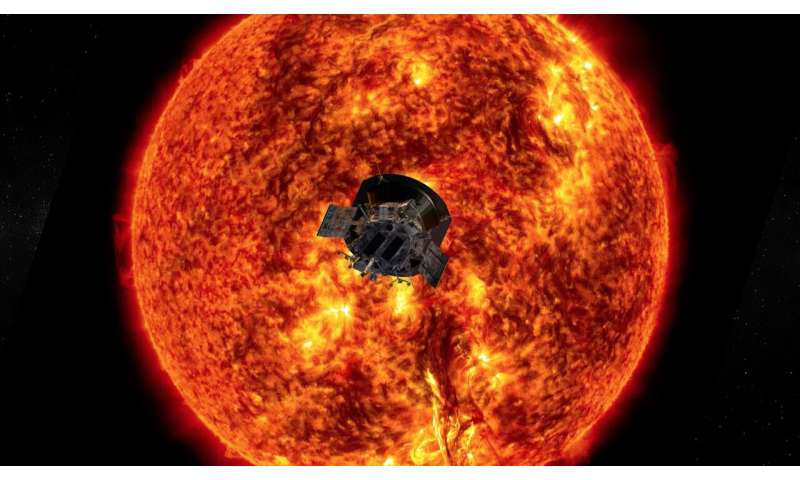 NASA's Parker Solar Probe sheds new light on the sun