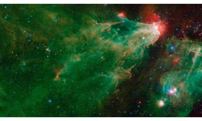 NASA's Spitzer captures stellar family portrait