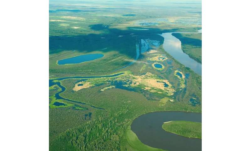 Natural causes are the key driver of change in Athabasca Delta flood patterns, research shows