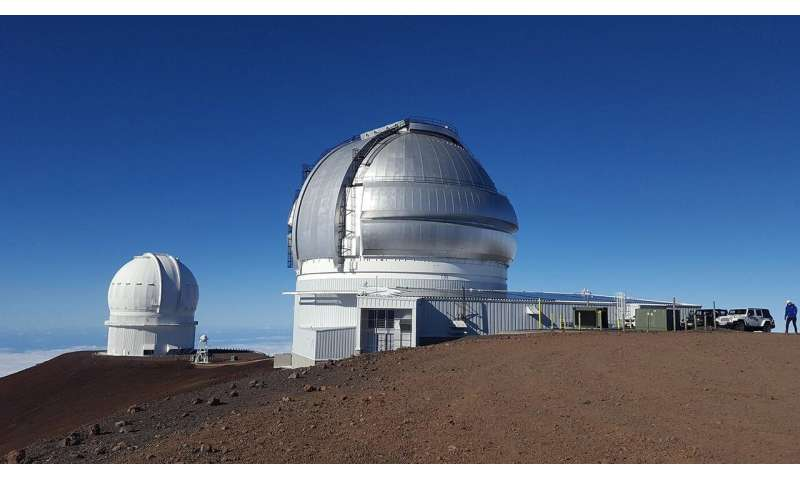 Nearly a decade in the making, exoplanet-hunting instrument installed in Hawaii