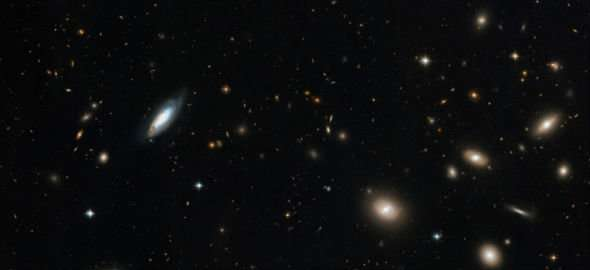 Nearly a third of all galaxy clusters may have been previously unnoticed