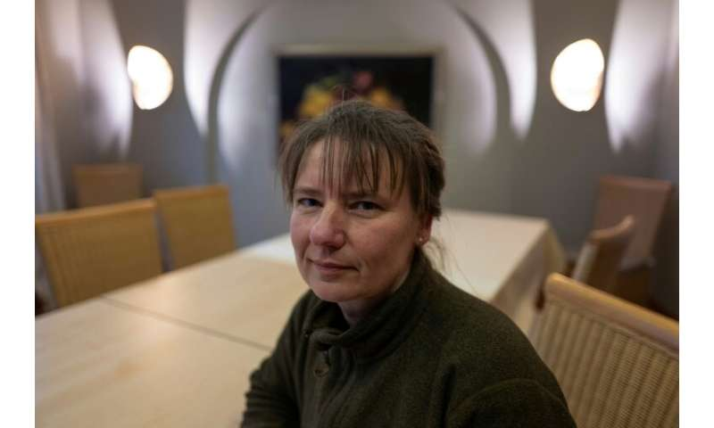 "'Neighbours don't greet each other,"" says Sybille Tetsch"