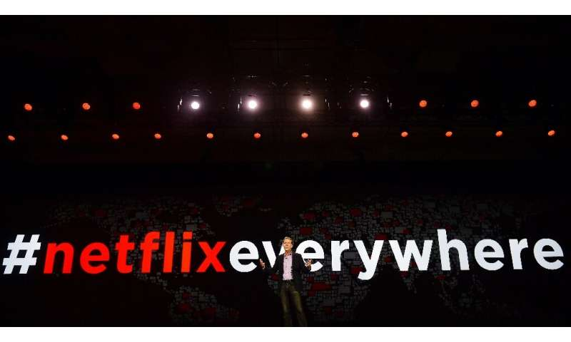 Netflix remains the streaming leader with its unrivaled global reach but is facing powerful new competitors including Apple and