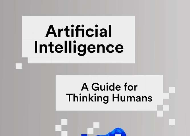 New book exposes AI's limits