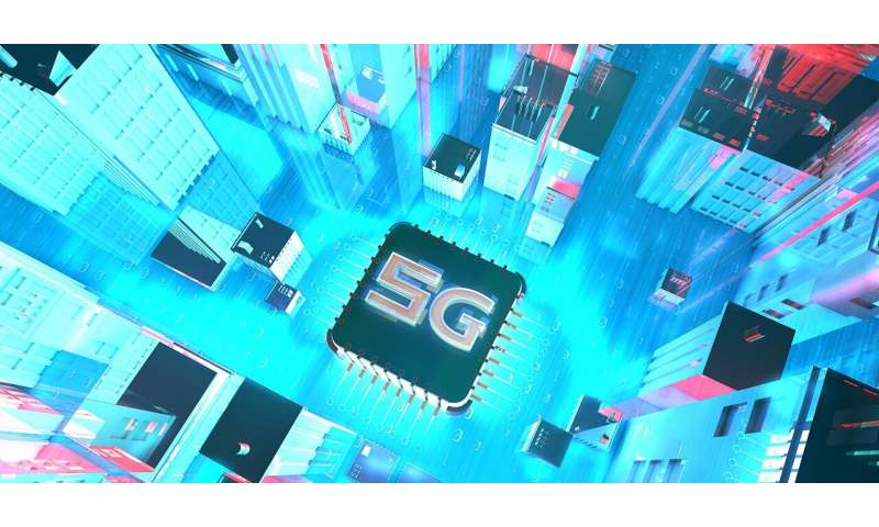 New chip designed to support beyond-5G network