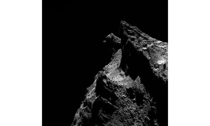 New comet viewer
