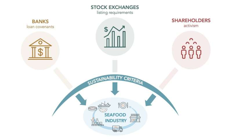New criteria for bank loans and stock exchange listings could protect ocean resources