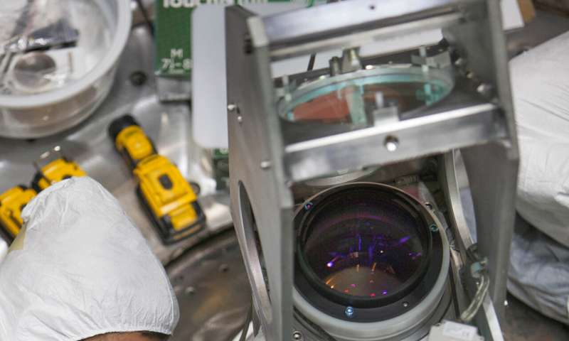 New device in Z machine measures power for nuclear fusion