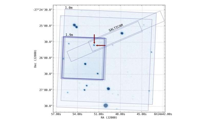 **New eclipsing cataclysmic variable discovered