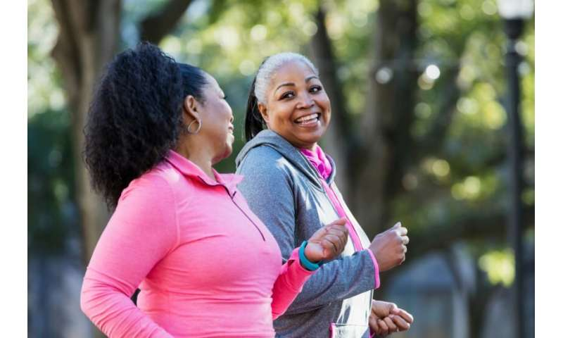New findings indicate additional benefits of exercise to breast cancer survivors