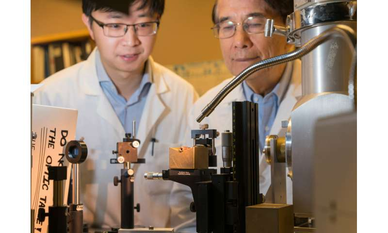 New method yields higher transition temperature in superconducting materials