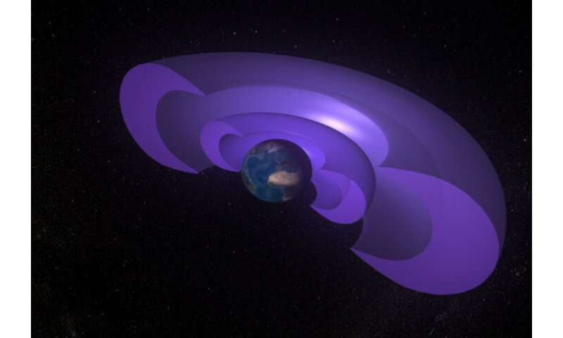 New model accurately predicts harmful space weather