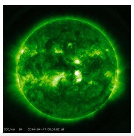 New model will help predict several solar phenomena